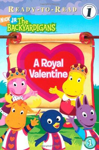 Amazon A Royal Valentine The Backyardigans 9781416908012