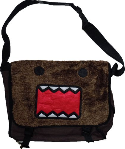 Domo Canvas Messenger Bag