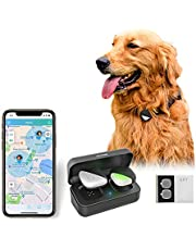 PETFON Dog GPS Tracker, No Monthly Fee, Real-Time Tracking Collar Device, APP Control for Pets (Dog Only) Activity Monitor with Gift