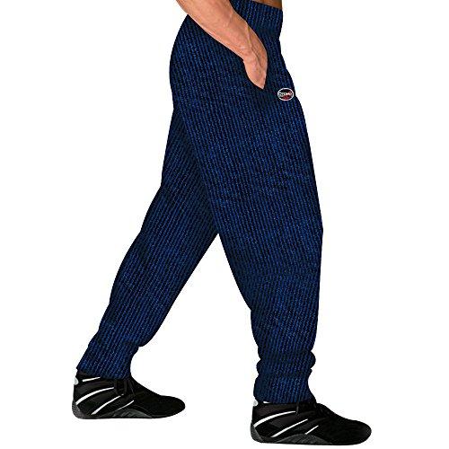 Otomix Men's Baggy Bodybuilding Workout Pants Wall Street ()