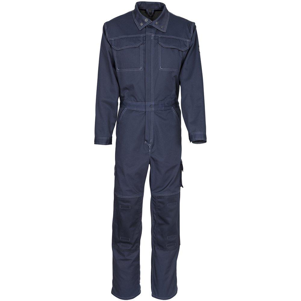 Black//Blue XX-Large Mascot 10519-442-010-2XLAkron Boilersuit