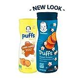 Gerber Puffs Cereal Snack, Sweet
