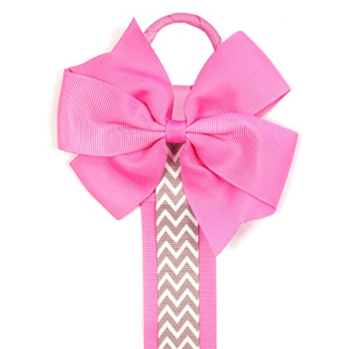 Wrapables Hair Clip Holder Chevron