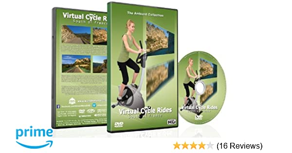 Amazon.com: Virtual Cycle Rides - South Of France - for ...