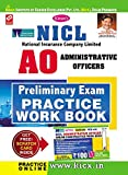 NICL AO Preliminary Exam Practice Work Book (English) Get Free Scratch Card Inside - 1878