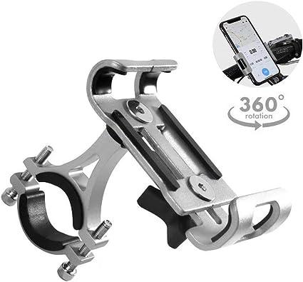 GuDoQi Porta Celular Universal para Moto, Soporte de Celular para ...