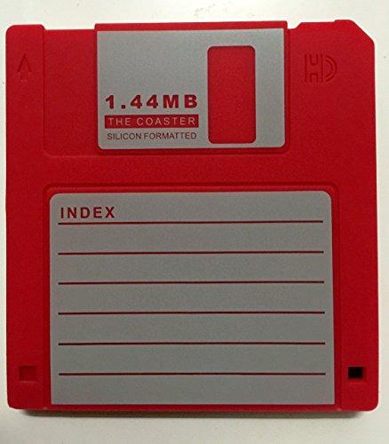 51Nv3UK z7L - Retro Floppy Disk Coasters