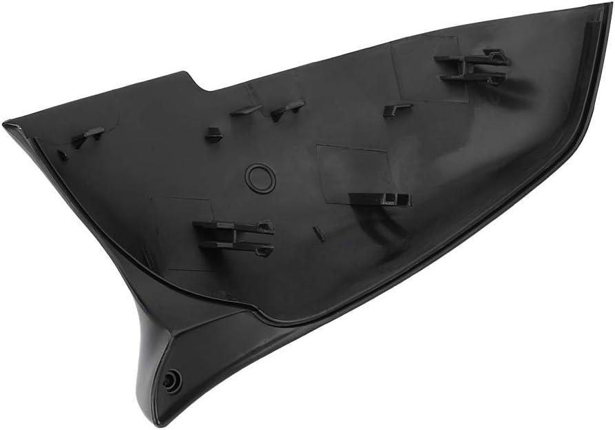 Auto Spiegelkappen #1 Akozon 1 Paar R/ückspiegel Abdeckkappe Schwarz Gl/änzend oder Schwarz matt f/ür 220i 328i 420i F20 F21 F22 F30 F32 F33 F36 X1 E84