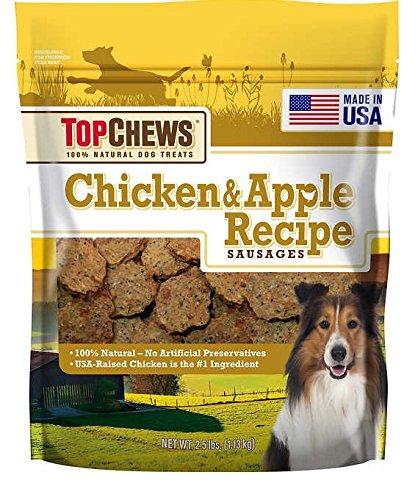 chicken apple dog treats - 1
