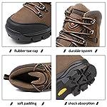 CAMEL CROWN Chaussures de Randonnée Homme Maintien Confort Respirant, Trekking Alpinisme Bottes de Randonnée Montagne… 7