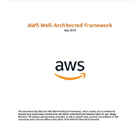AWS Well-Architected Framework (English Edition)