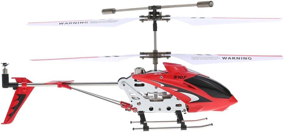 Syma S107G H/élicopt/ère radiocommand/é 3/canaux Infrarouge Avec contr/ôle de stabilit/é gyroscopique