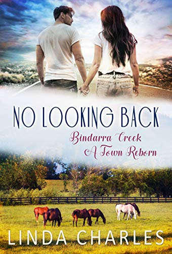 No Looking Back by Linda Charles