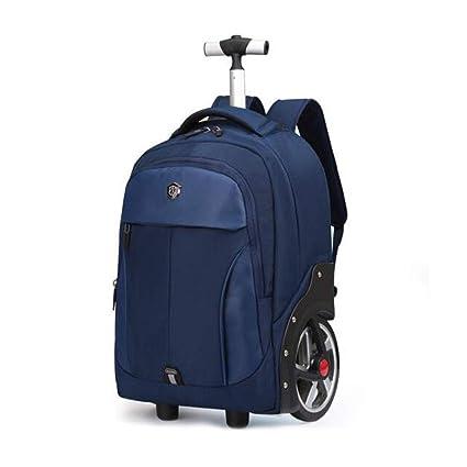 Maletas Trolley ABS para Hombres Bolsas de Viaje Bolsas Trolley de Gran Capacidad Bolsas de Mano