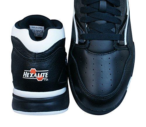 Zapatillas Reebok Pump Omni Lite - Hombre Negro / Blanco-universidad Naranja