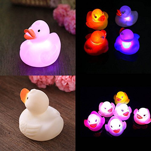 Led Light Up Ducks - 6