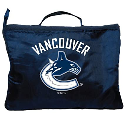 Amazon.com: Vancouver Canucks Convertible Cojín Manta de ...