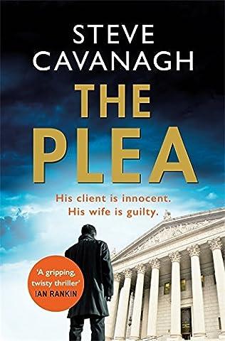 book cover of The Plea