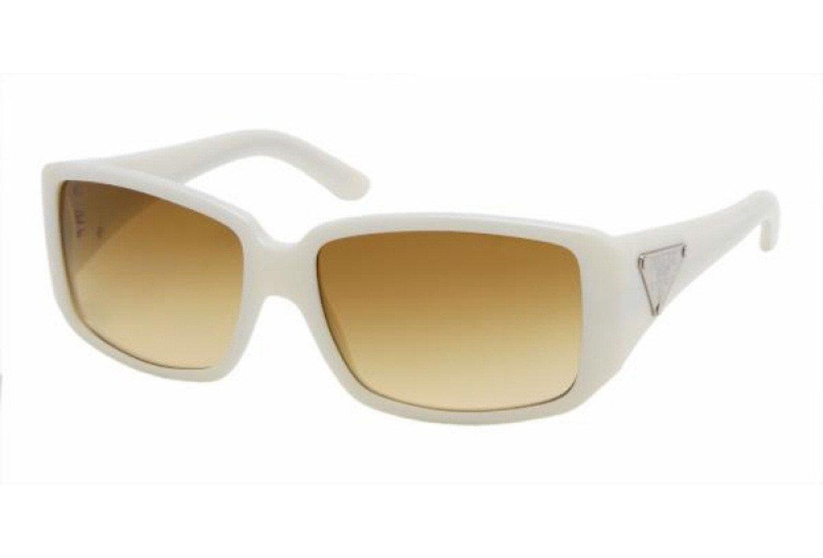 Prada Women's Sunglasses PR16LS 7S3/3U1 - Ivory/Brown Gradient