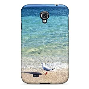New Arrival Case Specially Design For Galaxy S4 (turquoise Ocean)