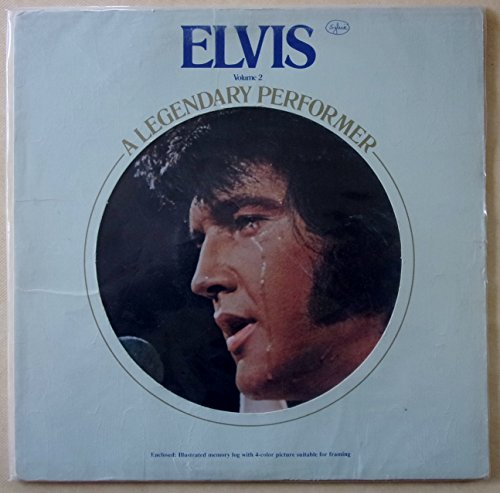 Elvis Presley - Elvis A Legendary Performer - Volume 2 - Zortam Music