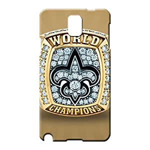 samsung note 3 Hybrid Compatible skin phone cases covers new orleans saints nfl football