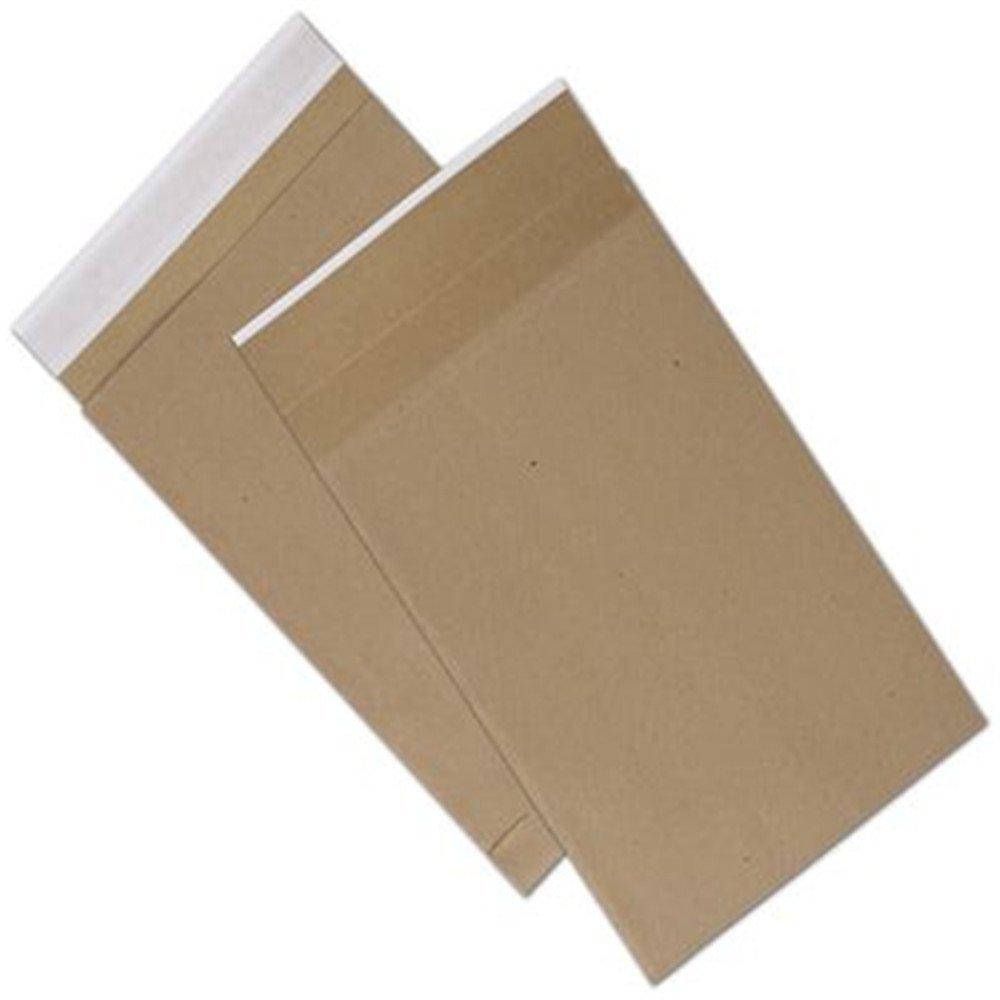 Natural Kraft Unprinted Eco-Mailers, 9 1/2 x 14 1/2''