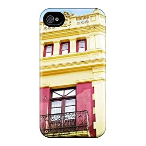 Excellent Hard Phone Case For Iphone 4/4s (zTJ10307aqgM) Provide Private Custom Nice Grateful Dead Pattern