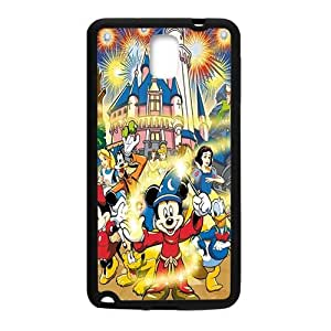 Happy Disney princesses Case Cover For samsung galaxy Note3 Case