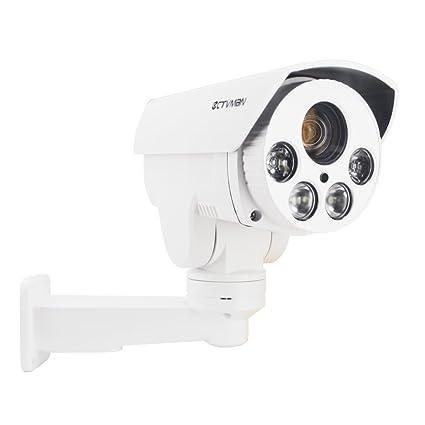 CTVMAN PTZ IP cámara 1080P 2 MP 32 GB SD tarjeta 10 x Impuestos Bar Zoom