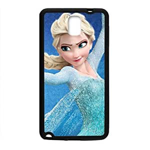 Frozen good quality fashion Cell Phone Case for Samsung Galaxy Note3 by Maris's Diary