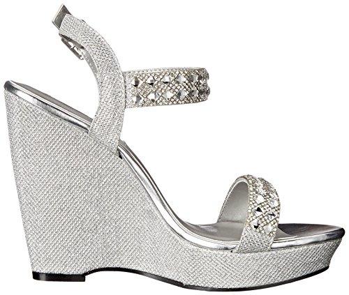 Touch Ups Kvinders Brynn Kile Sandal Sølv Shimmer LeQ3OkjnOp