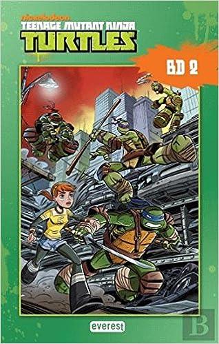 TARTARUGAS NINJA: BD 2: 9789895018857: Amazon.com: Books