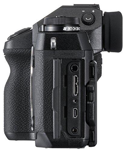 Fujifilm X-H1 24 MP Mirrorless Camera Body Only (APS-C X-Trans CMOS III Sensor, EVF, in-Body Image Stabilization, Fast… 4