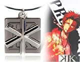 Best Necklace Animes - Anime K Project Necklace with Two-Layer Pendant Review