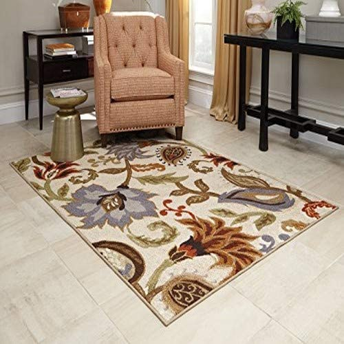 Oriental Weavers 15927 Arabella Area Rug, 7-Feet 10-Inch by 10-Feet, Multi Colored