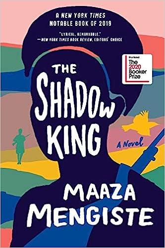 A Novelby Maaza Mengiste