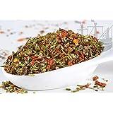 Kräuterpfeffer Gewürzmischung, geschrotet, für Salate, Fleisch, Kräuterbutter und Gemüse, 100g - Bremer Gewürzhandel