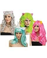 Cosplay Fantasy Ears Adult Wig