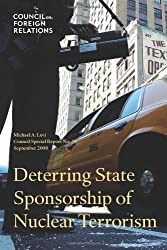 Deterring State Sponsorship of Nuclear Terrorism (Council Special Report)