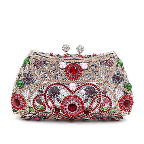De Sac A Femme De Diamant Luxe En Pour Soirée SSRzwqn6E