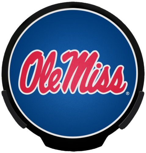 Ncaa Ole Miss Rebels Led Power Decal