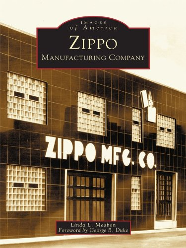 Zippo Manufacturing Company (Images of America) (English Edition)