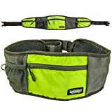 barkOutfitters-Dog Treat Belt - Has Multiple Zippered Pockets For Treats, Toys, Phone, Keys or Wallet
