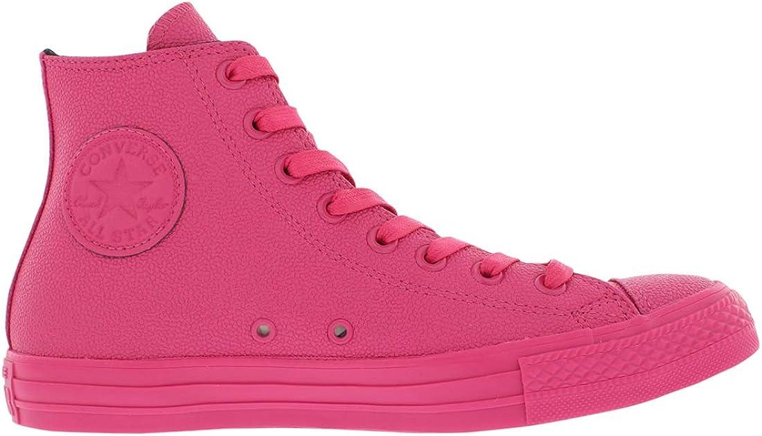 Converse M9696c, Baskets Mixte Adulte Rose Vif Noir Rose Vif