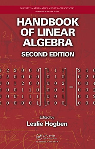 Handbook of Linear Algebra (Discrete Mathematics and Its Applications - Package Algebra