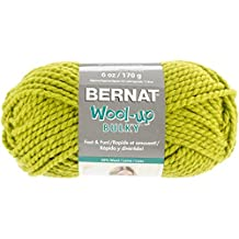 Spinrite Wool-Up Bulky Yarn, Lemongrass