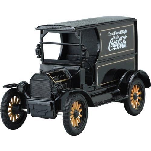 W15 One Handle - Coca-Cola [Moter City Classics Co, Ltd die-cast miniature cars delivery truck 1917 1/24 scale (minicar)