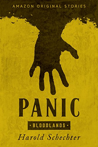 Panic (Bloodlands collection) cover