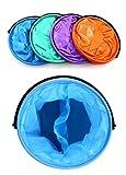 4 Pcs Multifunctional Collapsible Bucket Folding